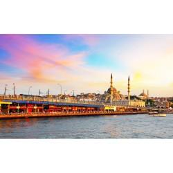 İstanbul - duvar posteri istanbul A301-002