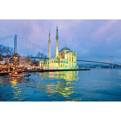 İstanbul - duvar posteri istanbul G 5009