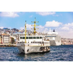 İstanbul - duvar posteri istanbul G 5045