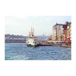 İstanbul - duvar posteri istanbul N560