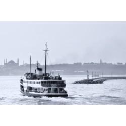 İstanbul - duvar posteri istanbul PR006
