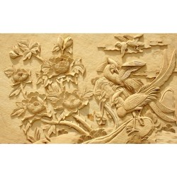 Kabartma - duvar posteri kabartma A203-015