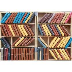 Kitaplık - duvar posteri kitaplık 106765346