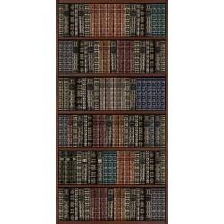 Kitaplık - duvar posteri kitaplık 1731889