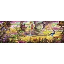 Komar Disney - duvar posteri komar 4parca 4-416