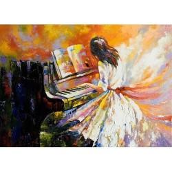 Müzik Dans - duvar posteri müzik dans 14542276