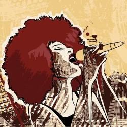 Müzik Dans - duvar posteri müzik dans 40991449