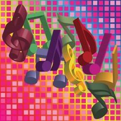 Müzik Dans - duvar posteri müzik dans 62460400