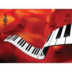 Müzik Dans - duvar posteri müzik dans 64596241