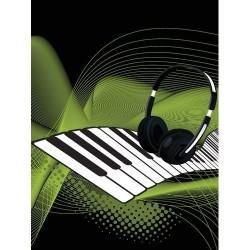 Müzik Dans - duvar posteri müzik dans 68713693