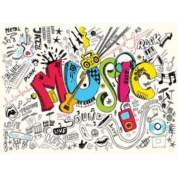 Müzik Dans - duvar posteri müzik dans 914