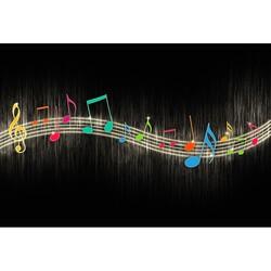 Müzik Dans - duvar posteri müzik dans G-5550