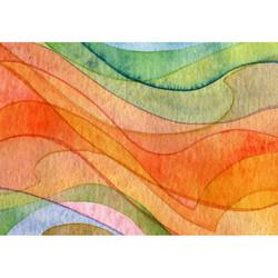 Renk Ahenk - Duvar Posteri N212