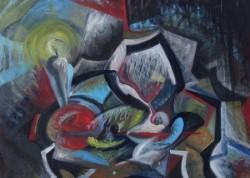 Tablo Tarzı - duvar posteri tablo tarzı 62135992