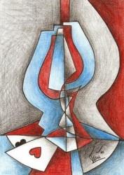 Tablo Tarzı - duvar posteri tablo tarzı 62354269