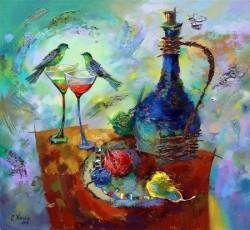 Tablo Tarzı - duvar posteri tablo tarzı 74444719