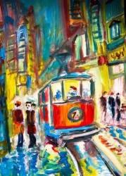 Tablo Tarzı - duvar posteri tablo tarzı 74952715