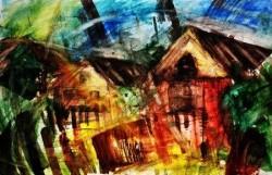 Tablo Tarzı - duvar posteri tablo tarzı 76002241