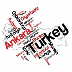Türkiye - duvar posteri türkiye 933