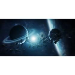 Uzay - duvar posteri uzay A106-904