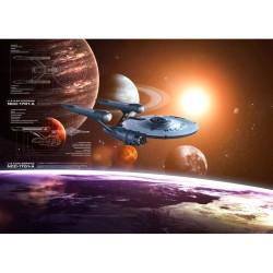 Uzay - duvar posteri uzay A106-905