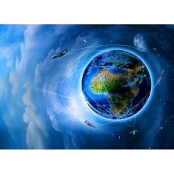 Uzay - duvar posteri uzay N-1214