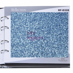 Reflection Simli 8,1 m2 - Glitter Simli Duvar Kağıdı RF-D328