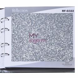 Wall&Wall Reflection 8,1 m2 - Glitter Simli Duvar Kağıdı RF-G322