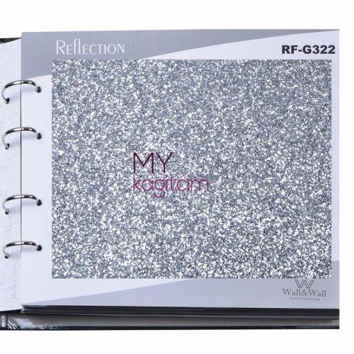 Glitter Simli Duvar Kağıdı RF-G322