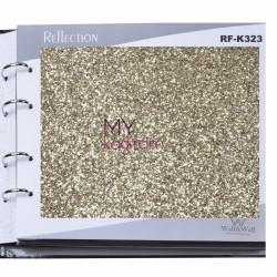 Wall&Wall Reflection 8,1 m2 - Glitter Simli Duvar Kağıdı RF-K323