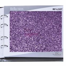 Wall&Wall Reflection 8,1 m2 - Glitter Simli Duvar Kağıdı RF-L327