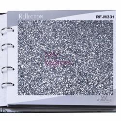 Reflection Simli 8,1 m2 - Glitter Simli Duvar Kağıdı RF-M331