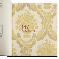 Cristiana Masi Carlotta 5 m2 - İtalyan Duvar Kağıdı Carlotta 1223