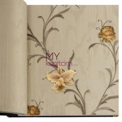 Zambaiti Parati Trend 5 m2 - İtalyan Duvar Kağıdı Trend 8445