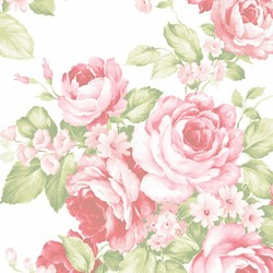 Norwall Abby Rose 5 m2 - İthal Duvar Kağıdı Abby Rose 3 AB27612