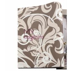 Desenli İndirimli Duvar Kağıtları - İthal Duvar Kağıdı İndirimli 02265-70