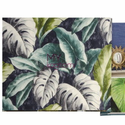 Deco4walls Botanical - İthal Duvar Kağıdı Botanical BA2404
