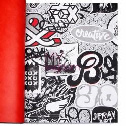Ugepa Freestyle - İthal Duvar Kağıdı Freestyle L15810