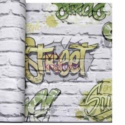 Ugepa Freestyle - İthal Duvar Kağıdı Freestyle L17904