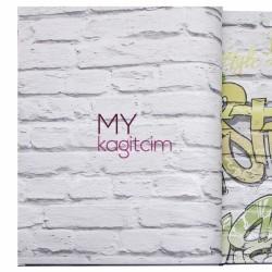 Ugepa Freestyle - İthal Duvar Kağıdı Freestyle L22609
