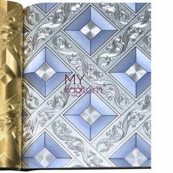 Grown Gold 5 m2 - İthal Duvar Kağıdı Gold 66133