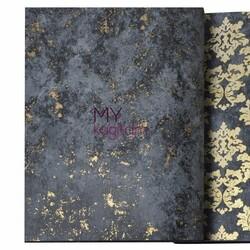 Golden Black 16,10 m2 - Yerli Duvar Kağıdı Golden Black 41195