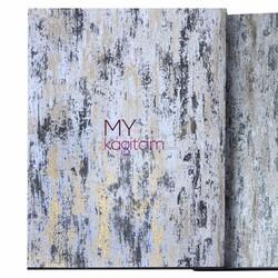 Golden Black 16,10 m2 - Yerli Duvar Kağıdı Golden Black 41221