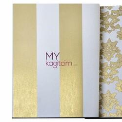 Golden Black 16,10 m2 - Yerli Duvar Kağıdı Golden Black 41243
