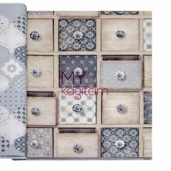 Ugepa Home - İthal Duvar Kağıdı Home L32607