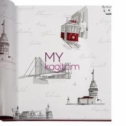 Süs İstanbul - İthal Duvar Kağıdı İstanbul 2926