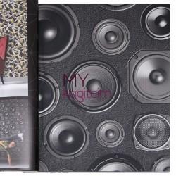 İthal Duvar Kağıdı Kaleidoscope J96609 - Thumbnail