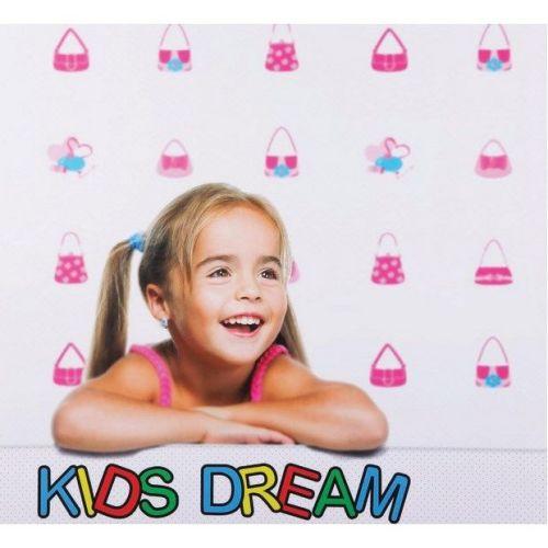 İthal Duvar Kağıdı Kids Home 6102