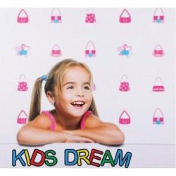 İthal Duvar Kağıdı Kids Home 6102 - Thumbnail