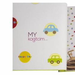 Halley Kids Dream - İthal Duvar Kağıdı Kids Home 6104